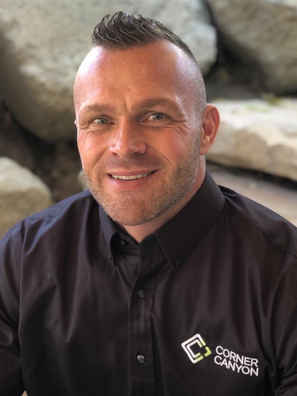 Team member Shaun Oldroyd