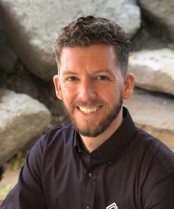 Team member Brad Christensen